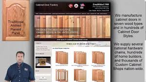 Buy Unfinished Kitchen Cabinets by How To Buy Unfinished Kitchen Cabinet Doors Youtube