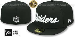 oakland raiders nfl hats at hatland