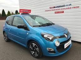 renault twingo 2015 used renault twingo blue for sale motors co uk