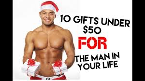 what to get your man for christmas gifts ideas for bae under 50