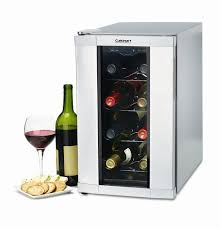 amazon com cuisinart cwc 800 8 bottle private reserve wine cellar