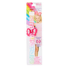 jojo s earrings jojo siwa bow print touch led s