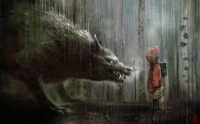 who s afraid of the big bad wolf a fearsome beast in legends and
