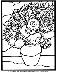 still life coloring pages diannedonnelly com