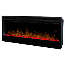 dimplex electric fireplaces wall mounts products prism