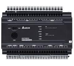 dvp20ex200t delta ex2 series analog plc