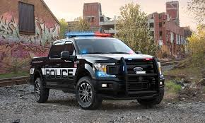 jeep police package ford u0027s f 150 police pickup packs 375 hp