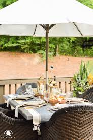 Tablecloth For Patio Table With Umbrella by Appetizers And Cheese Boards A Different Centerpiece For Outdoor