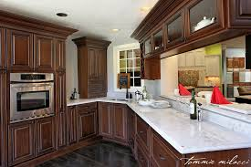 white kitchen countertops with brown cabinets which countertop colors match my cabinets spectrum