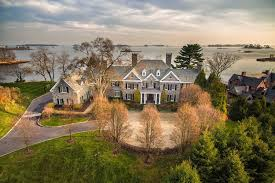 a 11 9 million stone colonial house in connecticut has