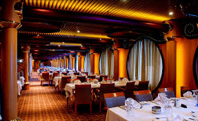 carnival paradise elation dining room flop destinations cruise