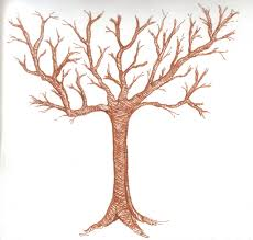 10 best images of tree without leaves sketch tree without leaves