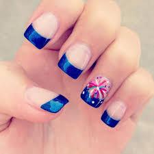 best 25 firework nails ideas only on pinterest firework nail