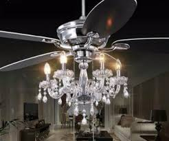 chandelier with ceiling fan attached chandelier fan light kit tag crystal chandelier ceiling fan combo