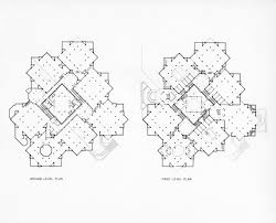 Architectural Building Plans Circle Campus Field Theory