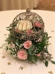 birdcage centerpieces birdcage centerpieces