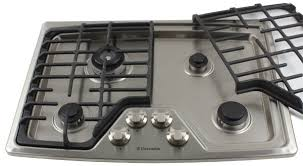 Cooktops Gas 30 Inch Electrolux Ew30gc55gs 30 Inch Gas Cooktop Review Reviewed Com Ovens