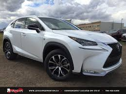 lexus uk nx 200t new white 2015 lexus nx 200t awd f sport series 1 in depth review