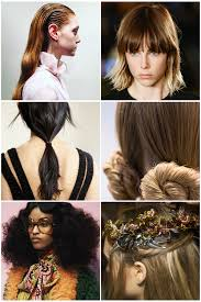 hair styles in paris 12 hair trends for fall winter 2016 2017 vogue paris