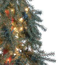 Christmas Decorations Online In Canada by Pre Lit Artificial Christmas Trees Under 100 Best Pre Lit