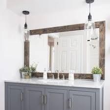 bathroom mirror frame ideas how to frame a bathroom mirror bathroom mirrors tutorials and easy