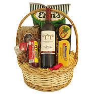 wine and cheese basket celebration gift baskets send the best of the northwest