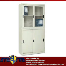 Glass Bookcase With Doors Bookcase Wall Shelves With Sliding Doors Bookshelf With Sliding