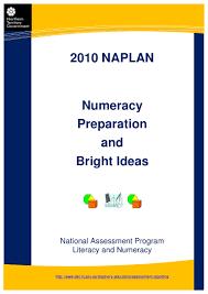 naplan numeracy prep bright ideas