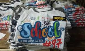 desain kaos sekolah sablon dan desain kaos reuni sekolah smp sablon kaos online