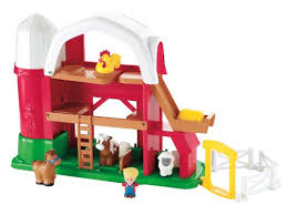 Fisher Price Little People Barn Set Fisher Price Little People Animal Sounds Farm