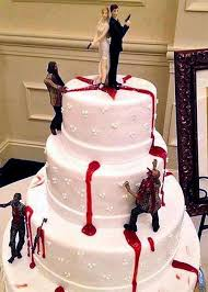 Best 25 Horror Wedding Ideas by Best 25 Zombie Wedding Ideas On Pinterest Zombie Wedding Cakes