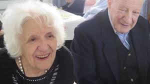 64 ans de mariage jeannette et gaston bosco unis depuis 64 ans
