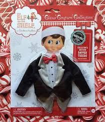 on the shelf clothes 2015 dapper tuxedo black white silver on the shelf claus