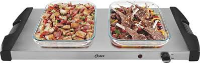 oster buffet server and warming tray ckstbstw00 best buy