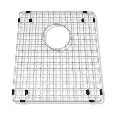 X Kitchen Sink - american standard prevoir bottom grid 13 25 in x 15 25 in