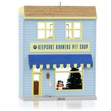 2015 nostalgic houses and shops 32 keepsake korners pet shop