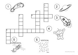 space or universe worksheet worksheet free esl projectable