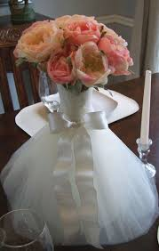 bridal shower centerpiece ideas flowers inside a vase that takes its inspiration from the bridal