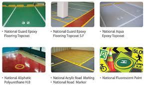 national paints factories co ltd floor coating