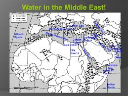 middle east map gulf of oman economy of the middle east ppt