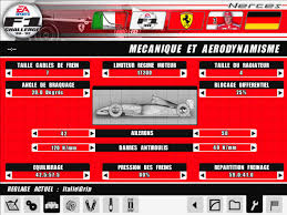 Challenge Setup Racingfr F1 Challenge 99 02