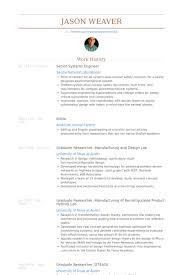 Resume Harvesting Senior Systems Engineer Resume Samples Visualcv Resume Samples