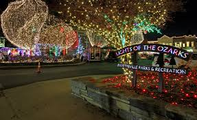 Lights Of The Ozarks Lighting Ceremony And Holiday Parade Set For