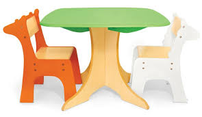 kids animal table and chairs kids room ideas bird theme sprout