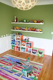 jeux de rangement de chambre rangement salle de jeux enfant 50 idées astucieuses salles de