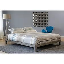 Metal Platform Bed Frames Amazon Com Stella Metal Platform Bed Frame Modern Finish
