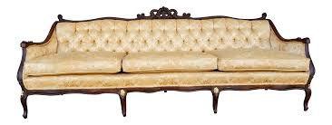 French Provincial Sofas Vintage French Provincial Couch Chairish