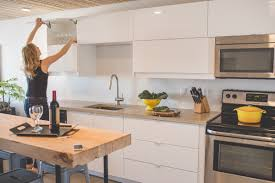 canadian kitchen cabinets a bright and warm white ikea kitchen in yellowknife canada