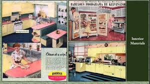 wondrous inspration 1950s house interior home decor of the 1950s