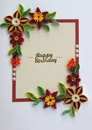 Design Patterns For Cards 545 Best Quilled Birthday Cards Images On Pinterest Quilling